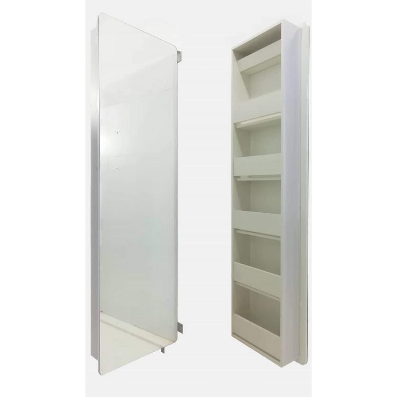 Meuble D Entree Suspendue Miroir Complet