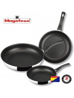 Set de poêles Magefesa Essential - Noir