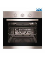 Four Encastrable SEG 60CM - INOX