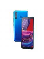 Smartphone ITEL A56 - Bleu