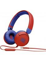 Casque filaire pour enfants JBL JR 310 – Bleu/Rouge