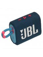 Haut-parleur JBL GO 3 Blue/Pink