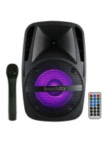 Haut Parleur Mobile TRAXDATA TRX-12 Bluetooth – Noir