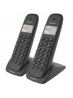 Téléphone Sans Fil Logicom Vega 250 noir