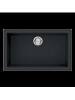 Evier Granite Sous Plan Armida Noir Premium