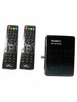 Samsat 5100 Super Extra HD H.265 mini + REDSHARE sharing 24 mois & REDIPTV 18 mois